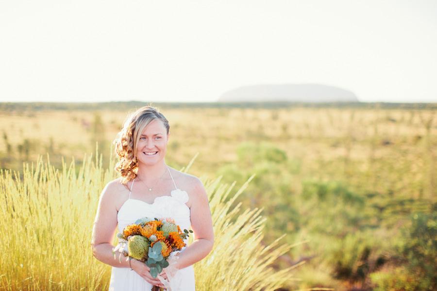 Ayers Rock Wedding Photographer