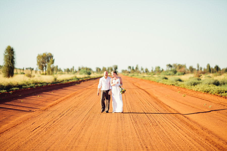 Ayers Rock Wedding Photographer