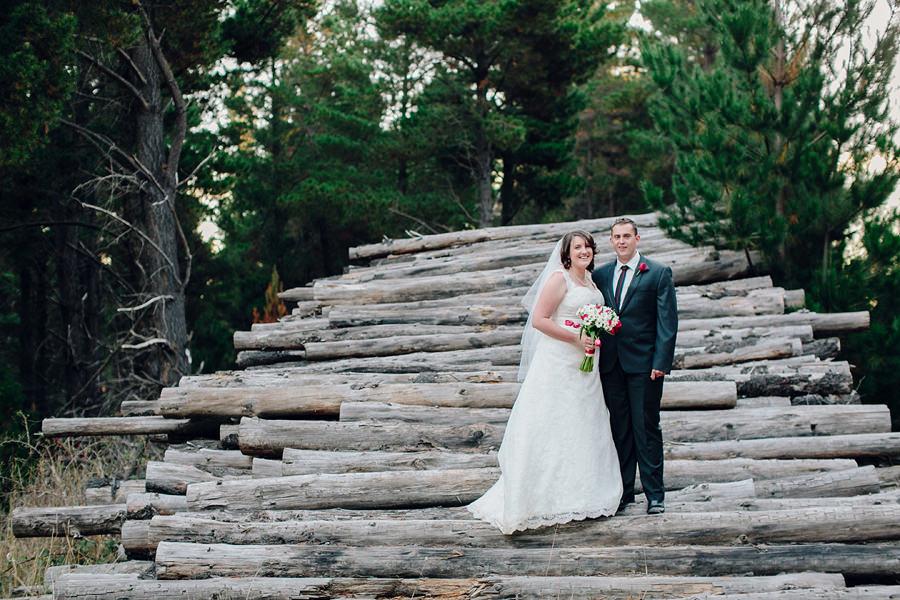 Canberra Wedding Photographer: Kowen Pine Forest