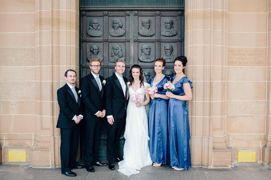 Edgecliff Wedding Photographer: Louise & Todd
