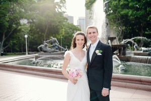 Edgecliff Wedding Photographer: Louise & Todd