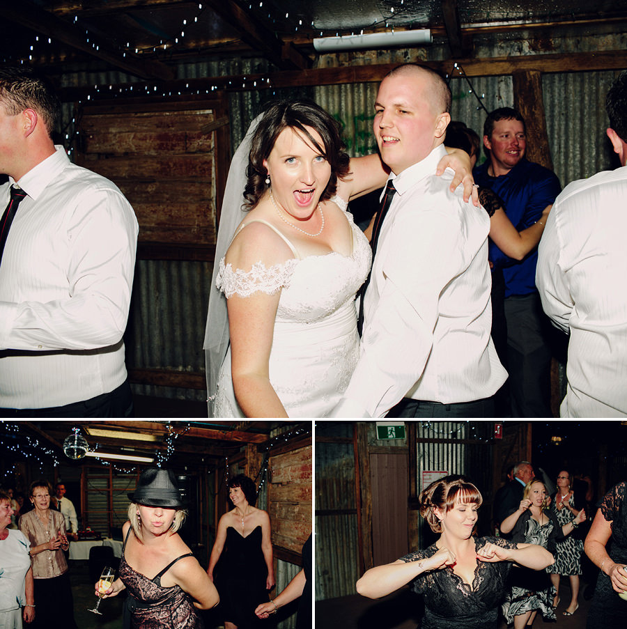Homestead Wedding Photographer: Party