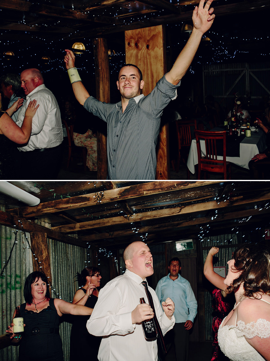 Homestead Wedding Photography: Party