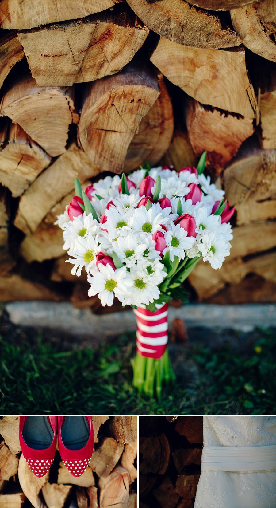 Queanbeyan Wedding Photographer: Bouquet