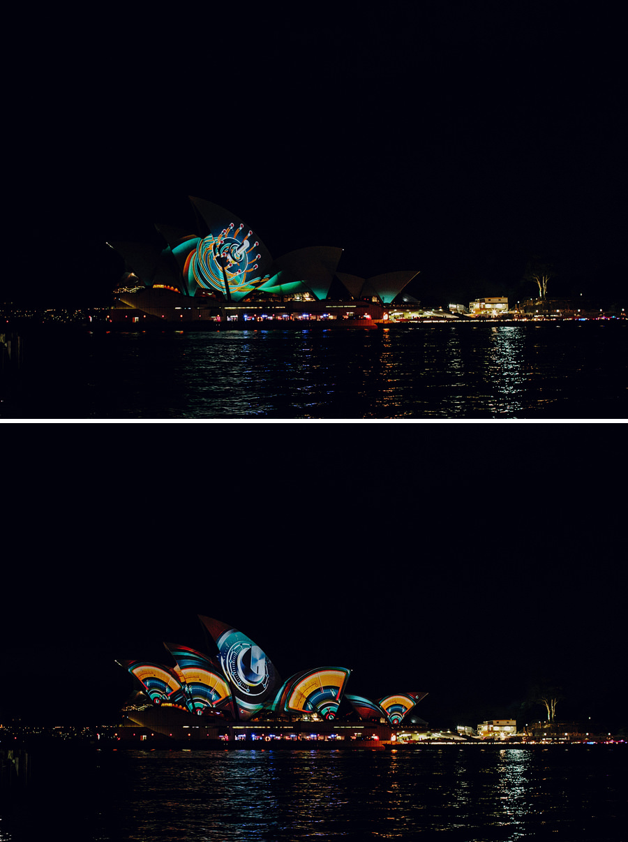 Sydney Vivid Photographer: Opera House