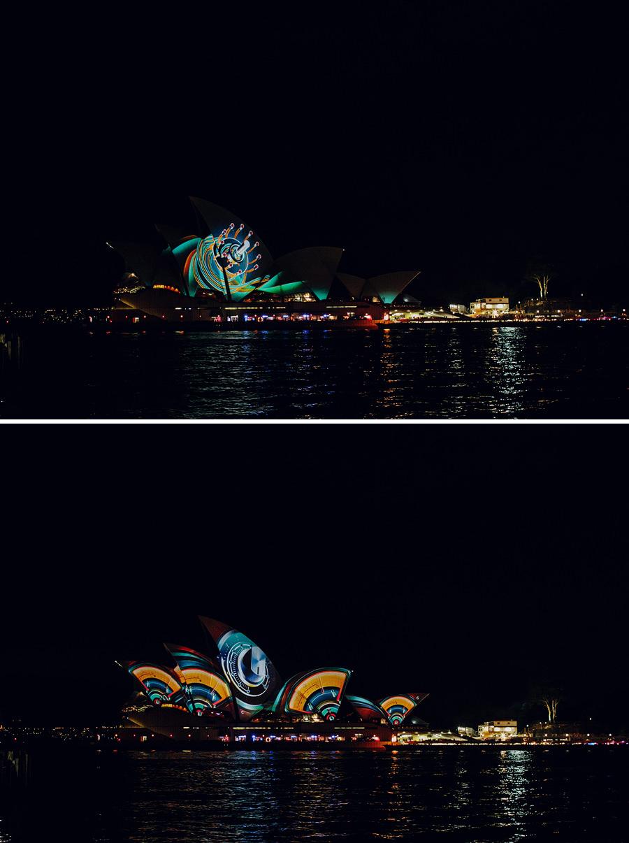 Sydney Vivid Photographer: Opera House