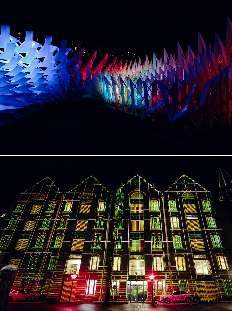 Sydney Vivid Photographers: The Rocks
