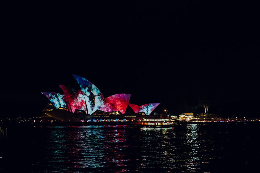 Sydney Wedding Photography: Opera House