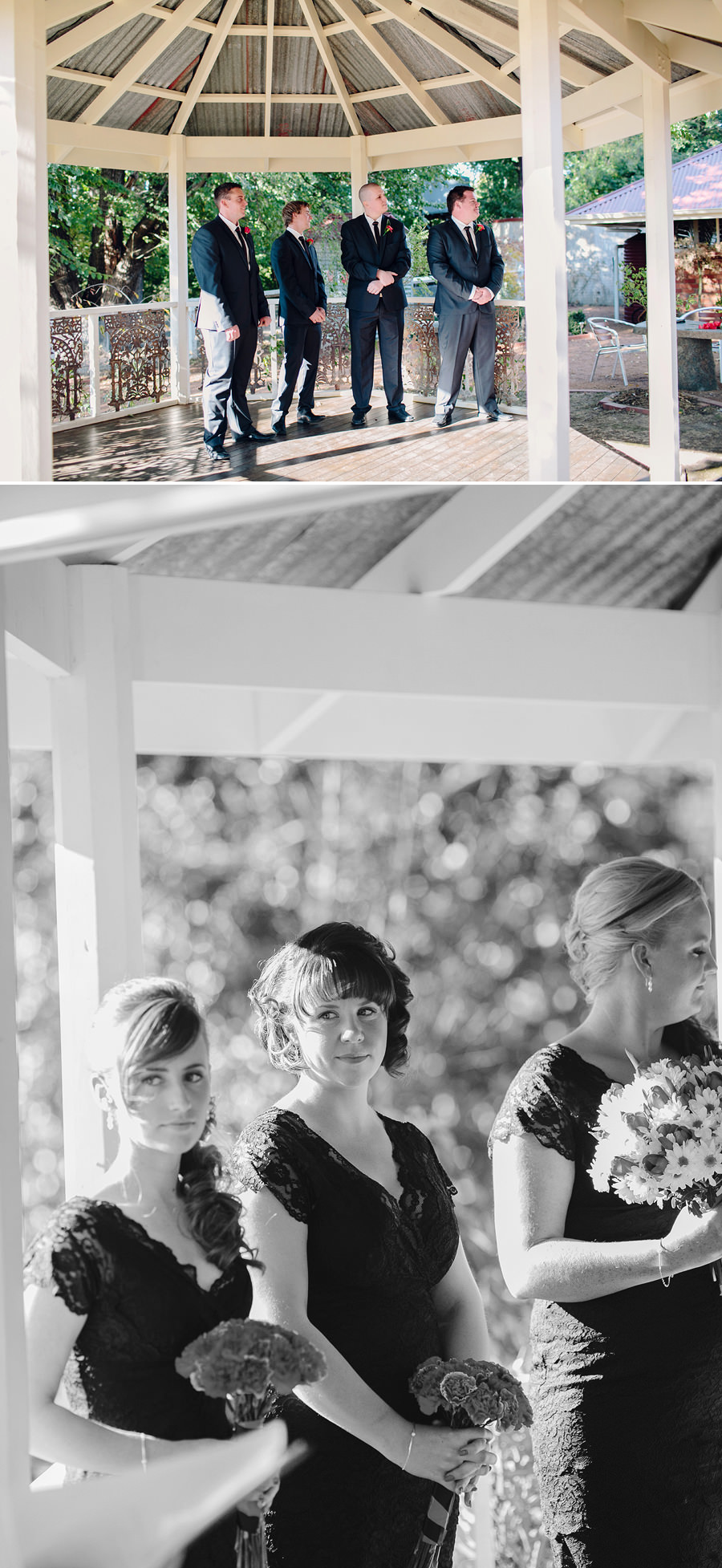 Tuggeranong Wedding Photographer: Ceremony