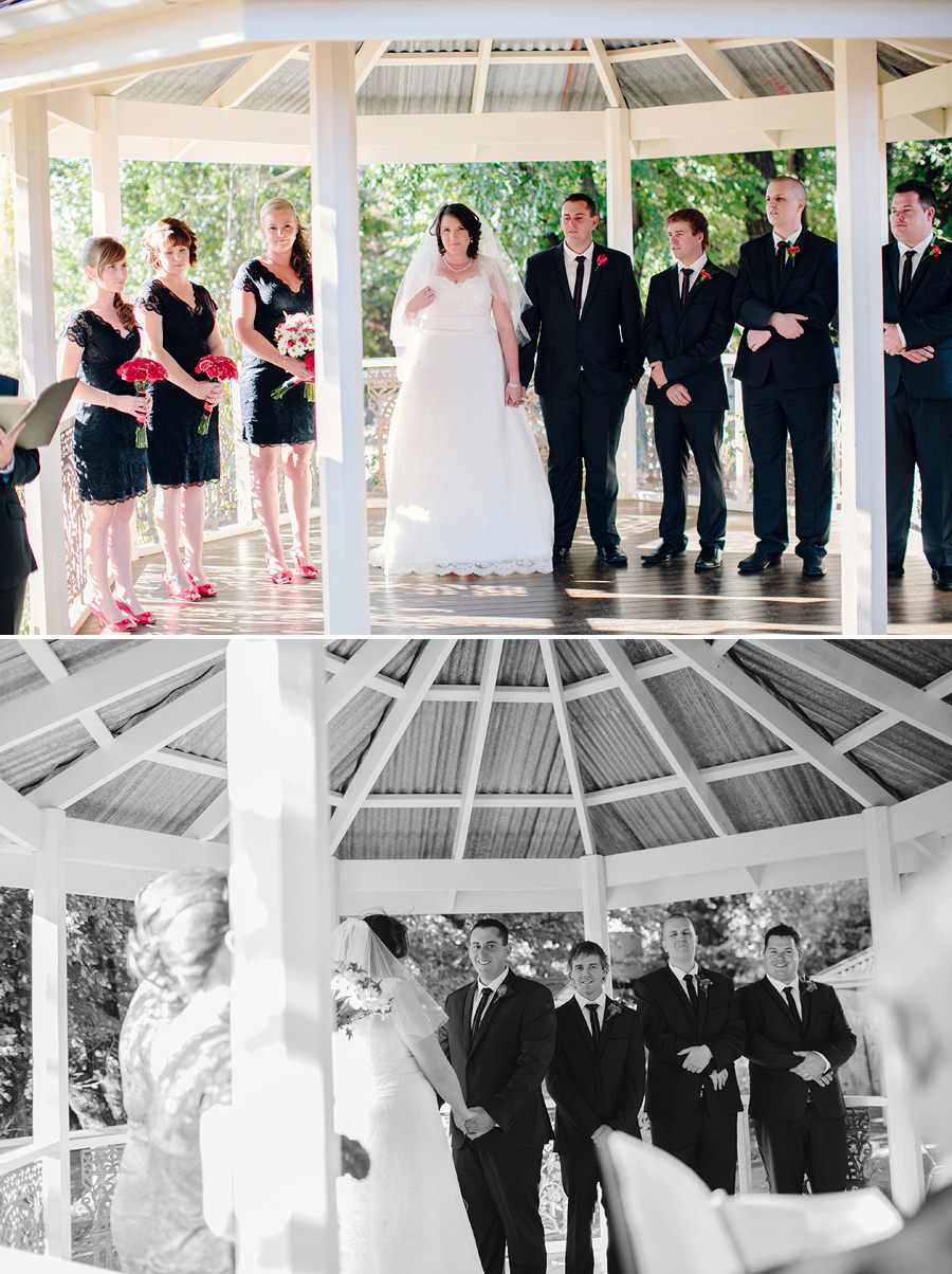 Tuggeranong Wedding Photographers: Ceremony