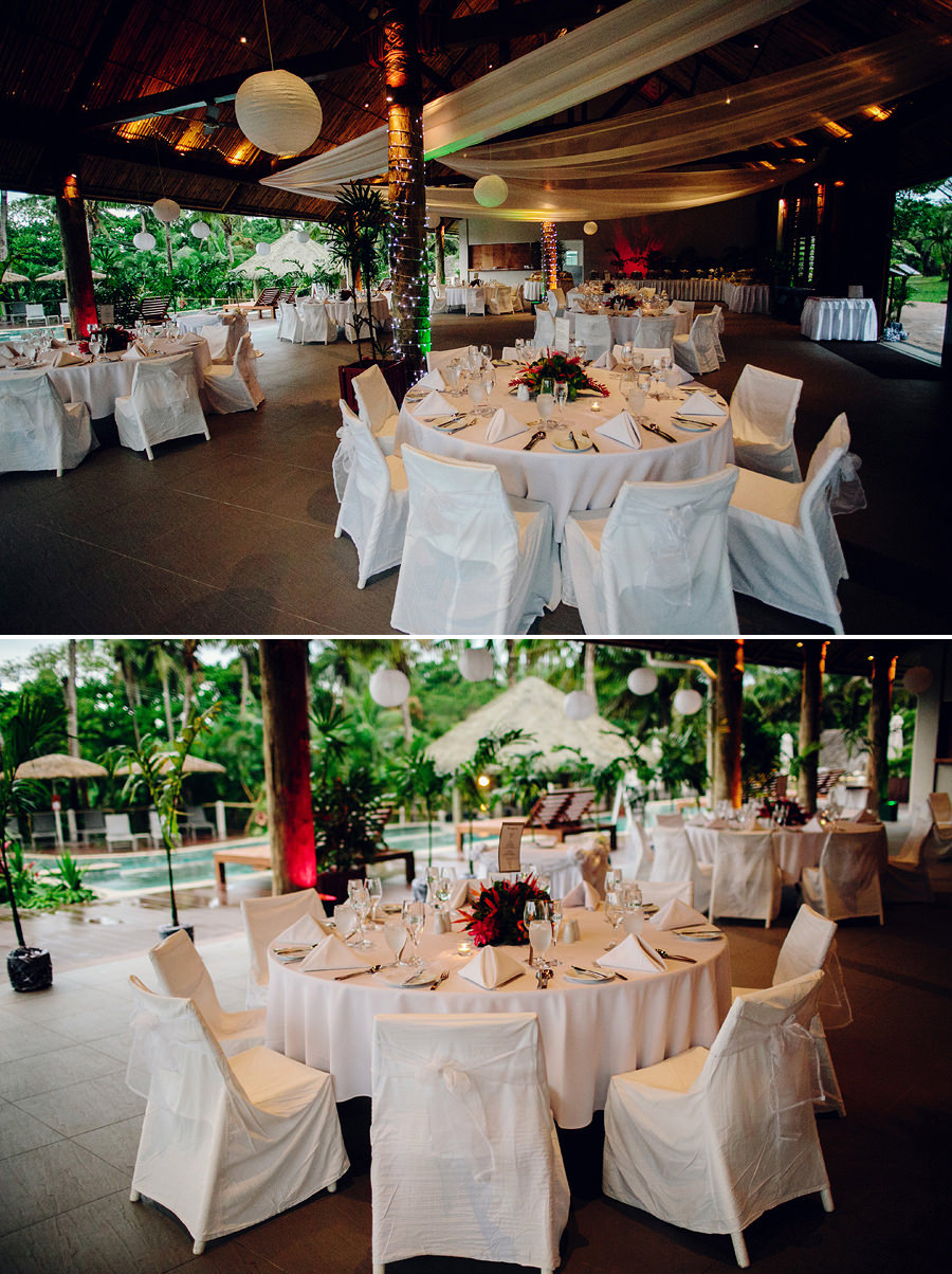 Coral Coast Wedding Photographers: Reception