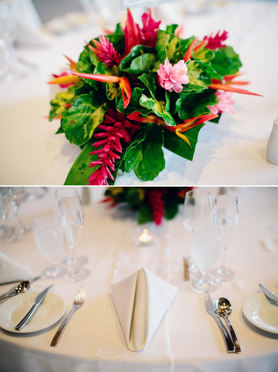 Coral Coast Wedding Photography: Reception
