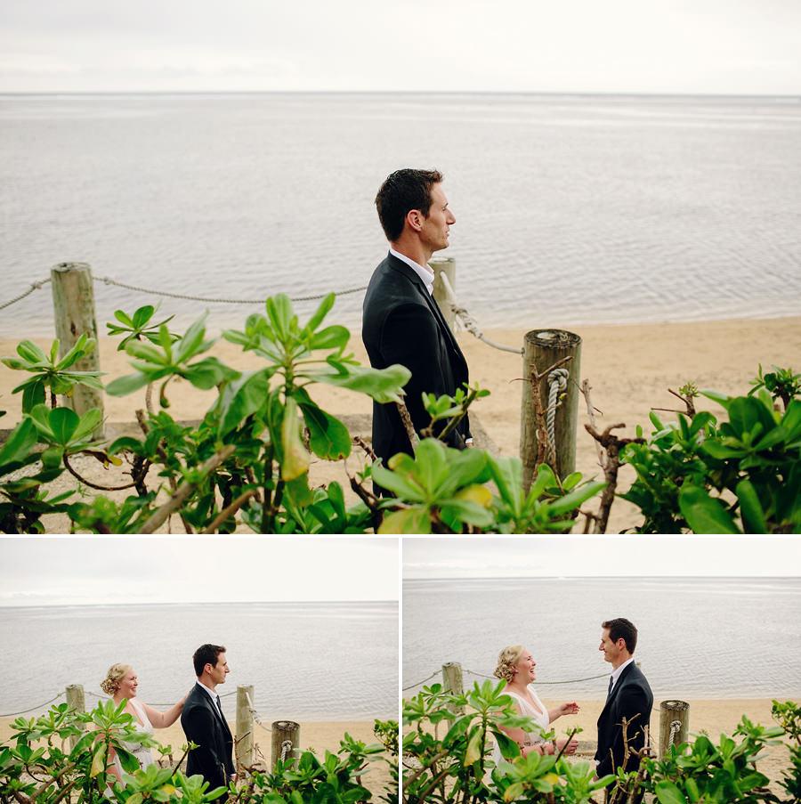 Fiji Wedding Photographer: First look
