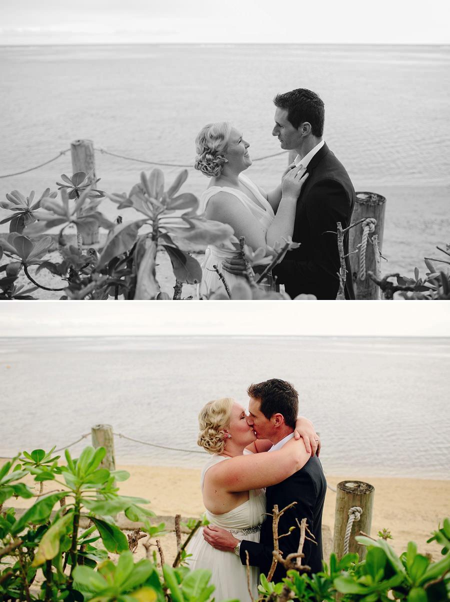 Fiji Wedding Photographers: First look
