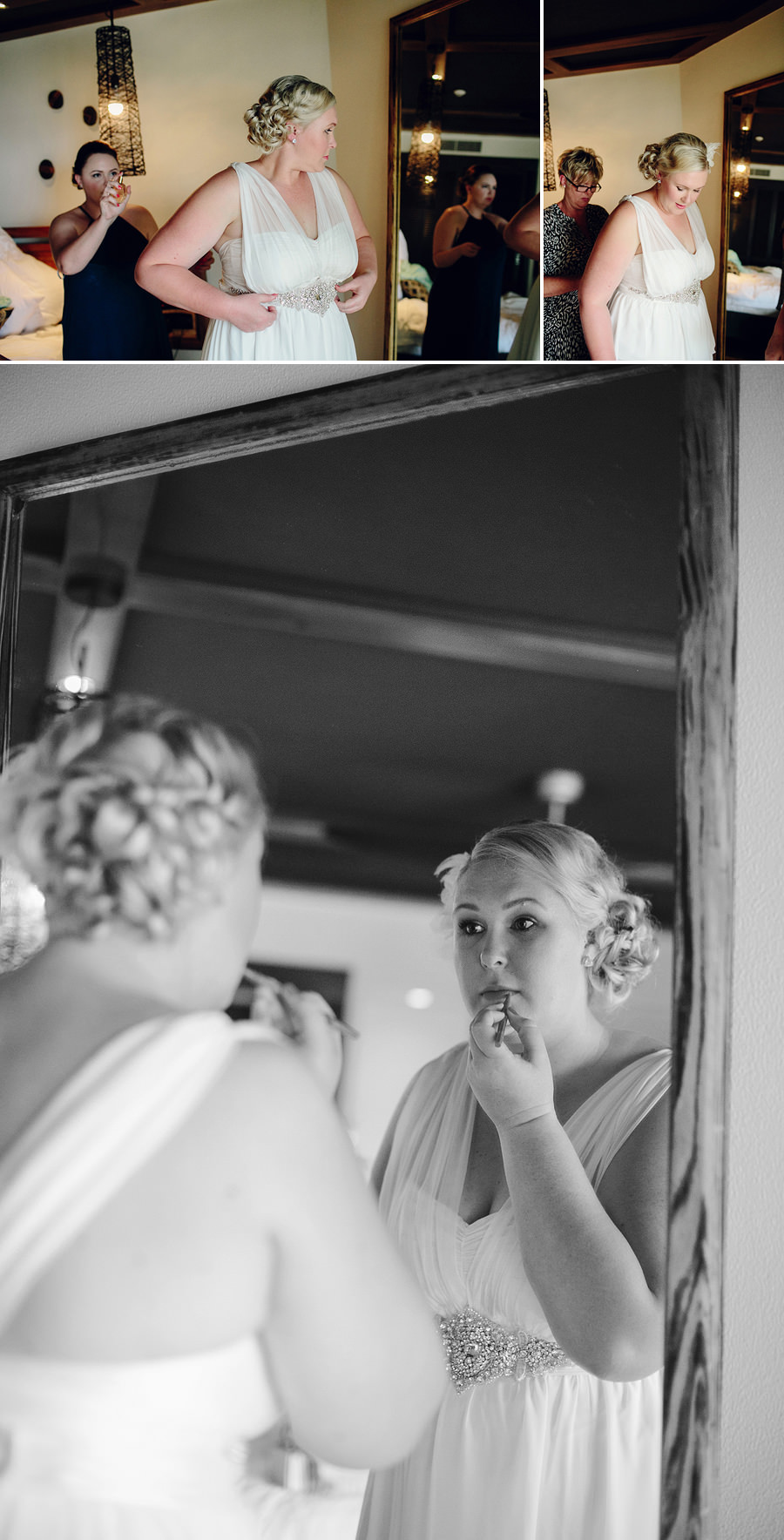 Fijian Wedding Photographer: Makeup