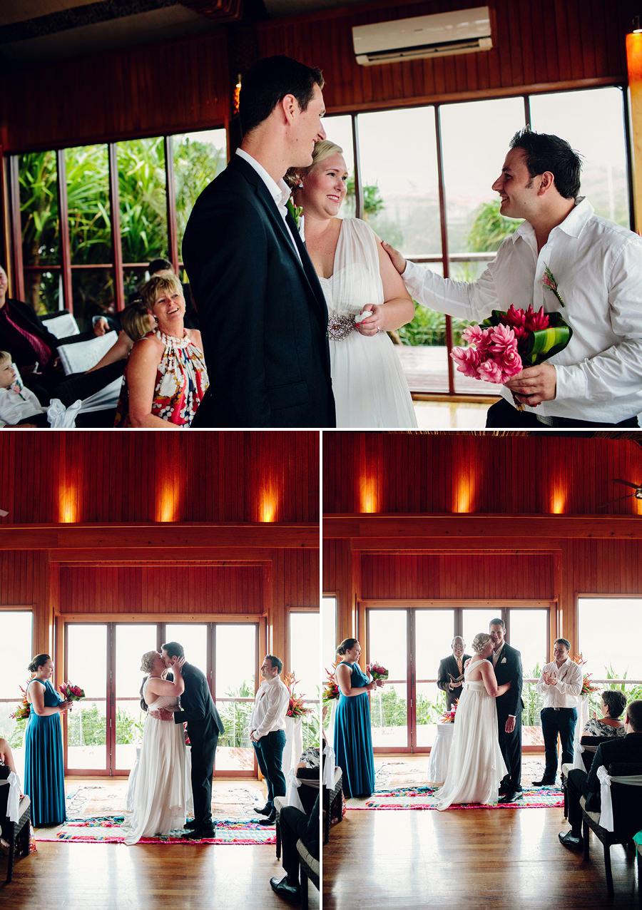 Island Wedding Photography: Ceremony