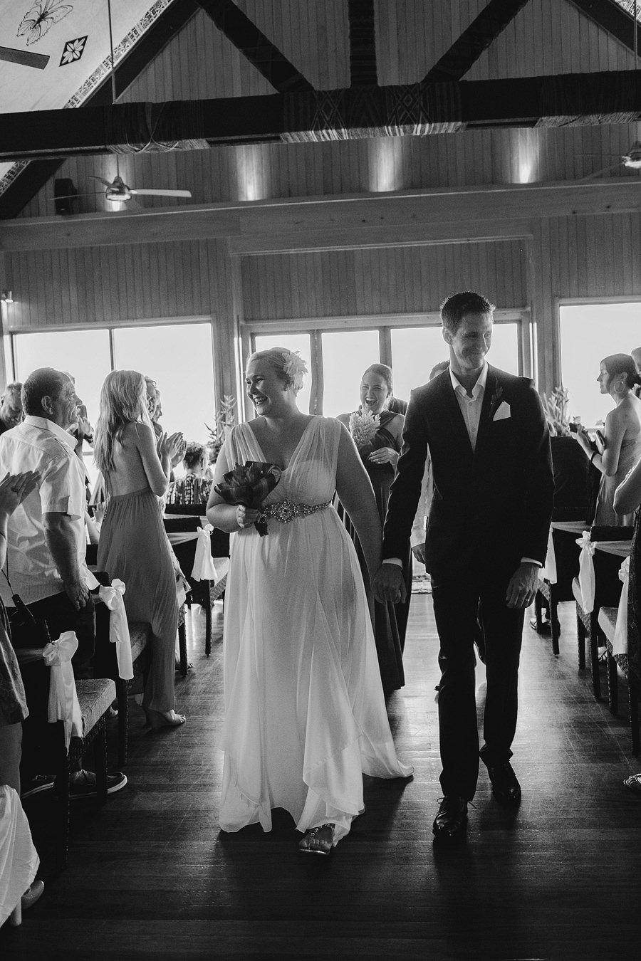 Outrigger Wedding Photographer: Ceremony