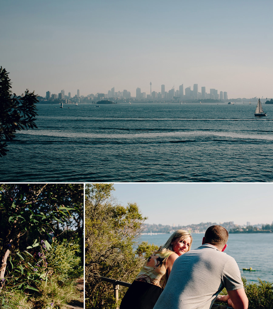 Vaucluse Engagement Photographer