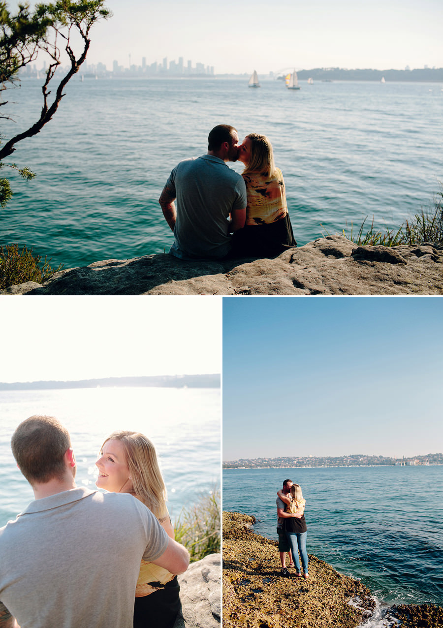 Vaucluse Engagement Photographers