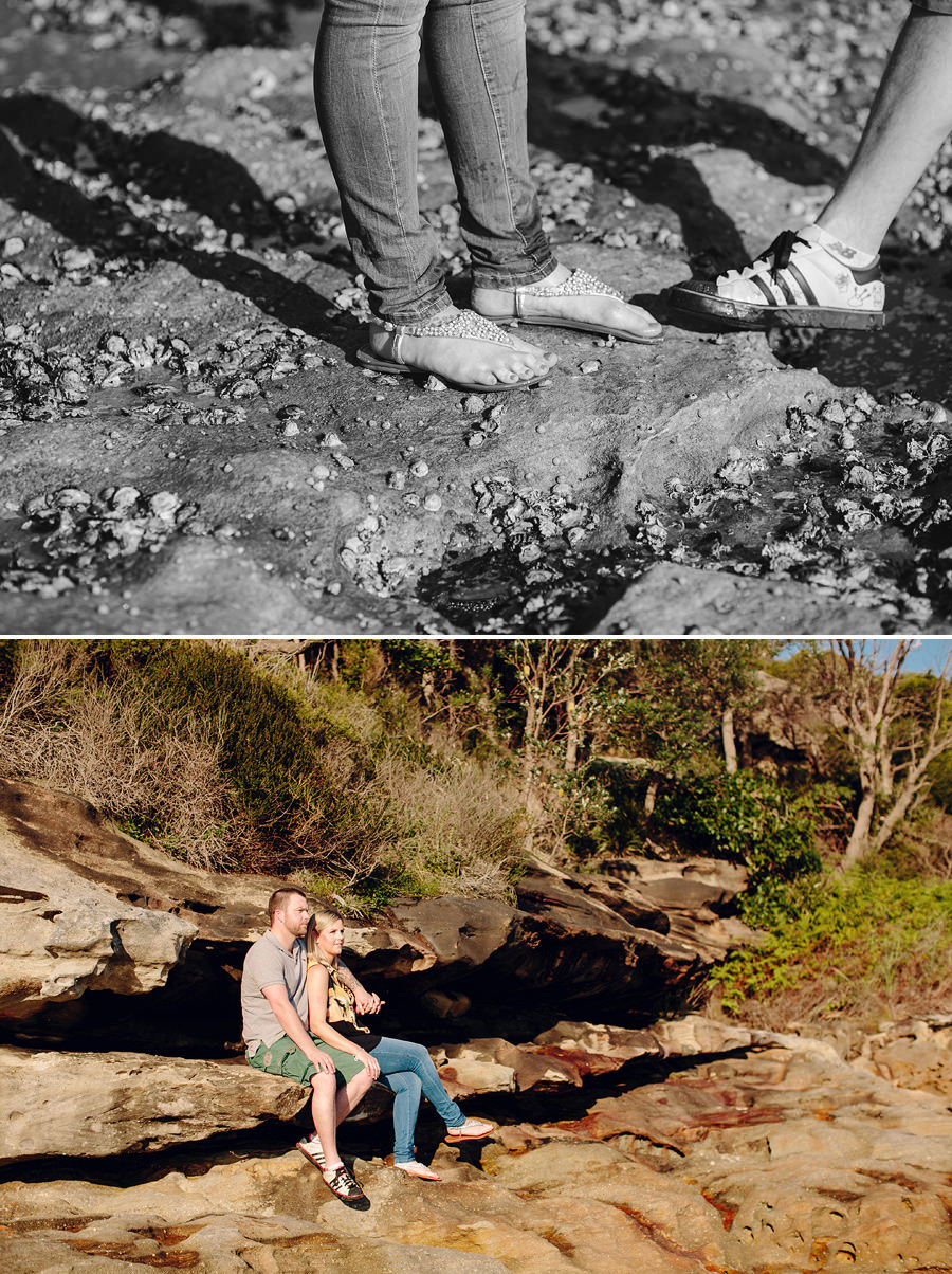 Vaucluse Engagement Photography