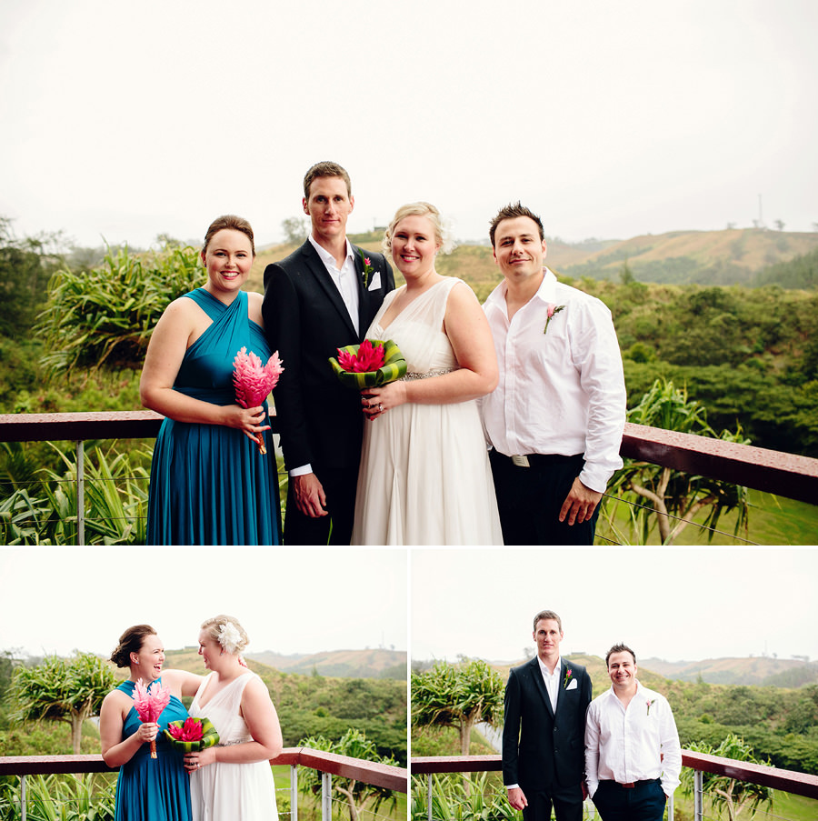 Viti Levu Wedding Photographer: Bridal party