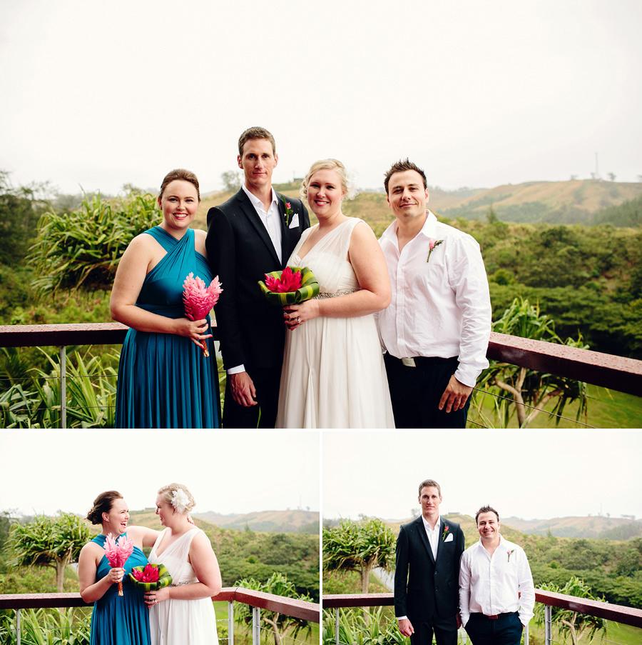 Viti Levu Wedding Photographer: Bridal party