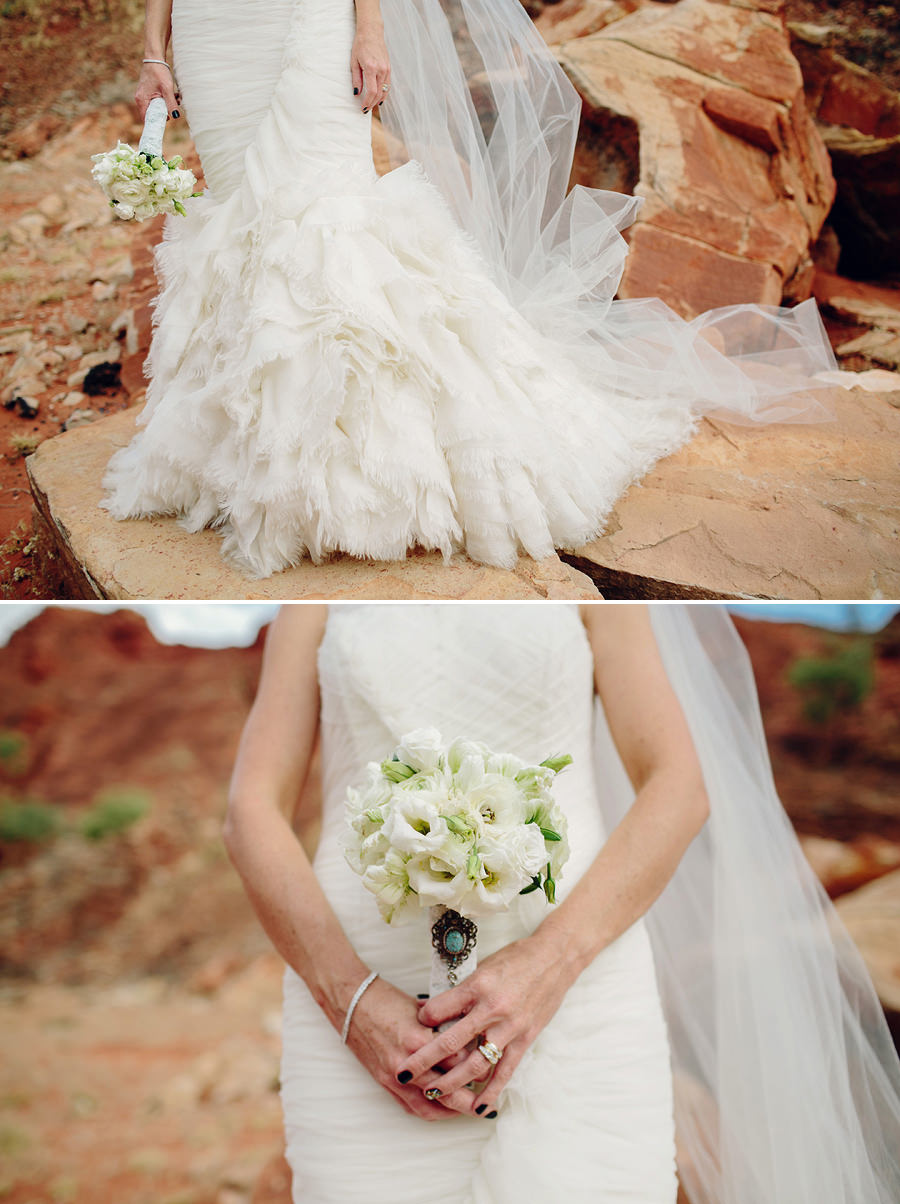 Alice Springs Wedding Photographers: Deep Well
