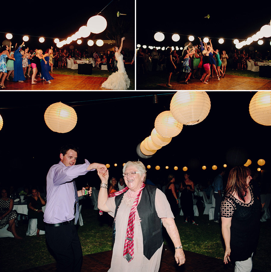 Double Tree Alice Springs Wedding Photography: Dancefloor