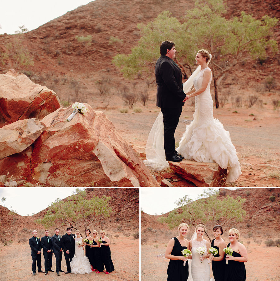 Northern Territory Wedding Photographers: Finke Portraits