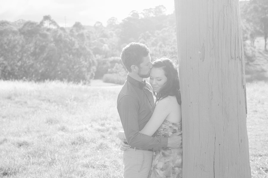 Australian Botanical Gardens Engagement Photographer