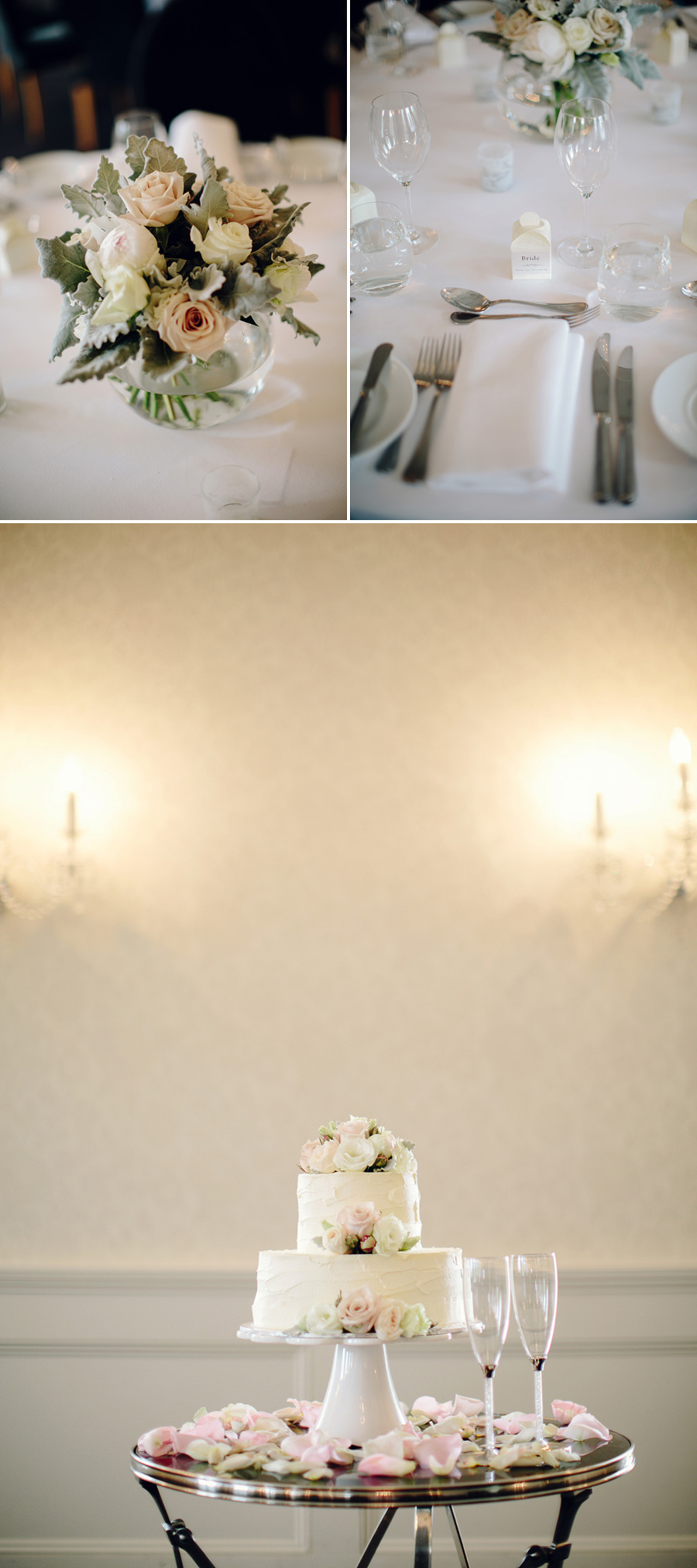 Contemporary Wedding Photographers: Reception