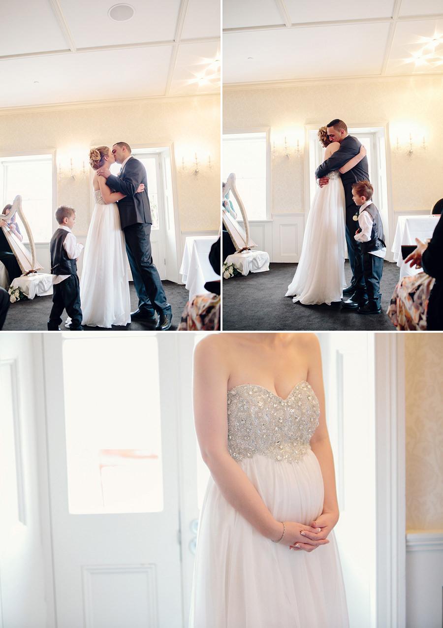 Dunbar House Wedding Photography: Ceremony