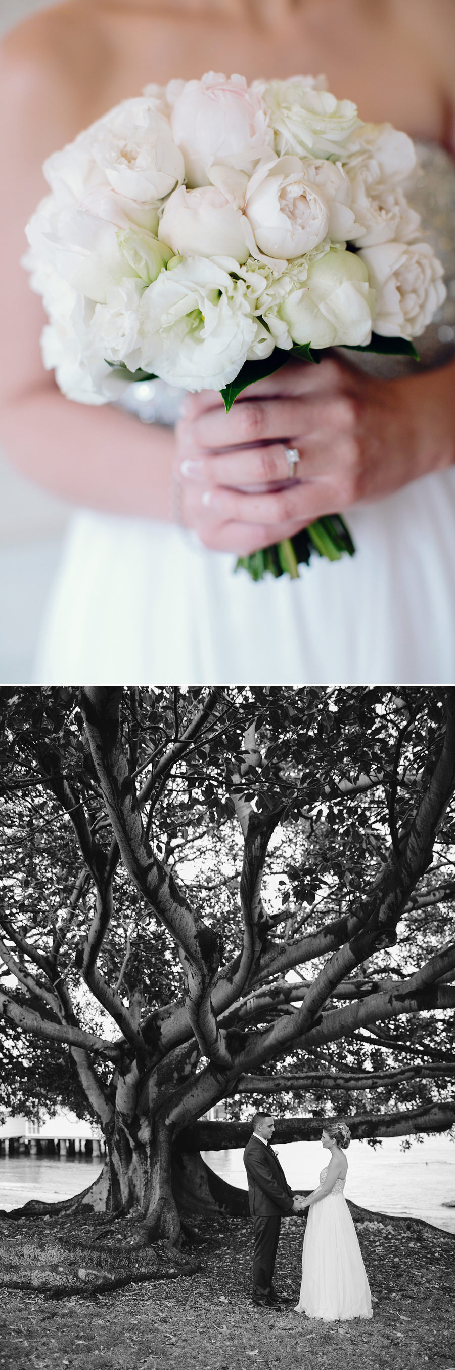 Elegant Wedding Photographer: Bride & Groom Portraits