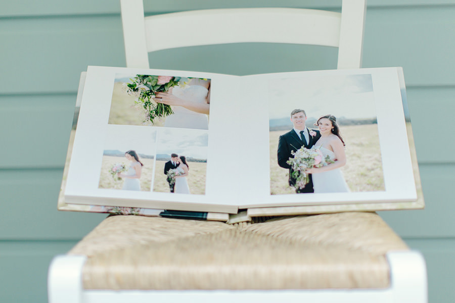 Fine Art Wedding Album