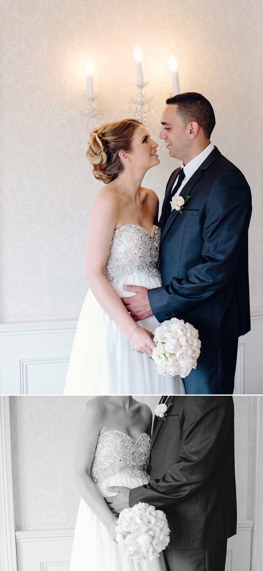Fine Art Wedding Photographers: Bride & Groom Portraits
