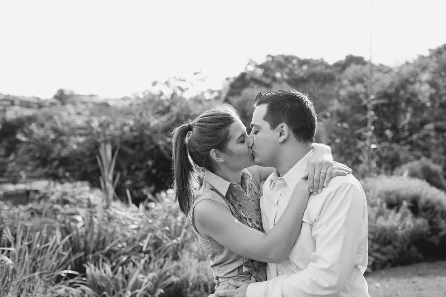 Lizzie Eric Engagement 18 BW