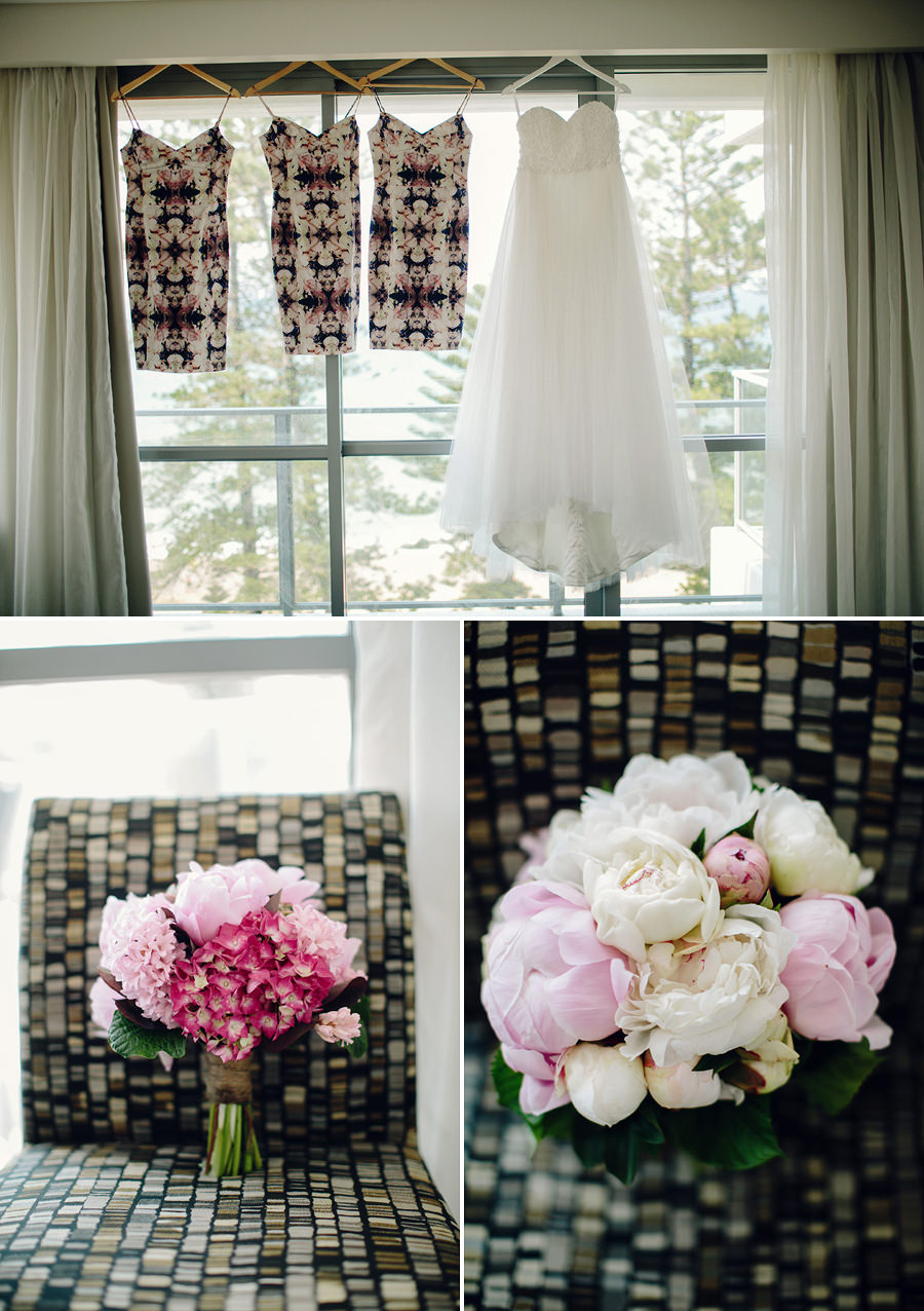 Manly Wedding Photographers: Bouquets