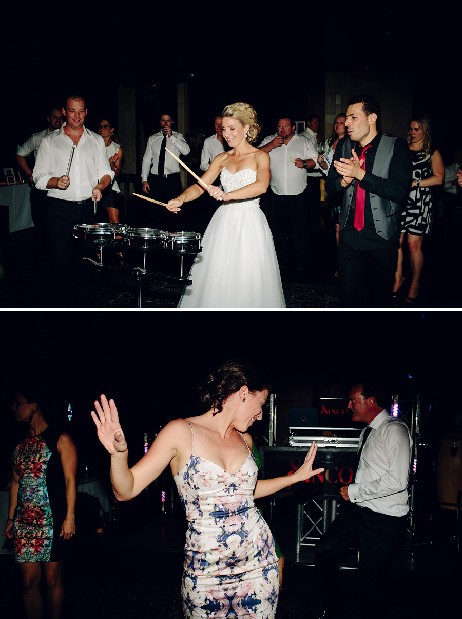 Skiff Club Wedding Photographers: Dancefloor