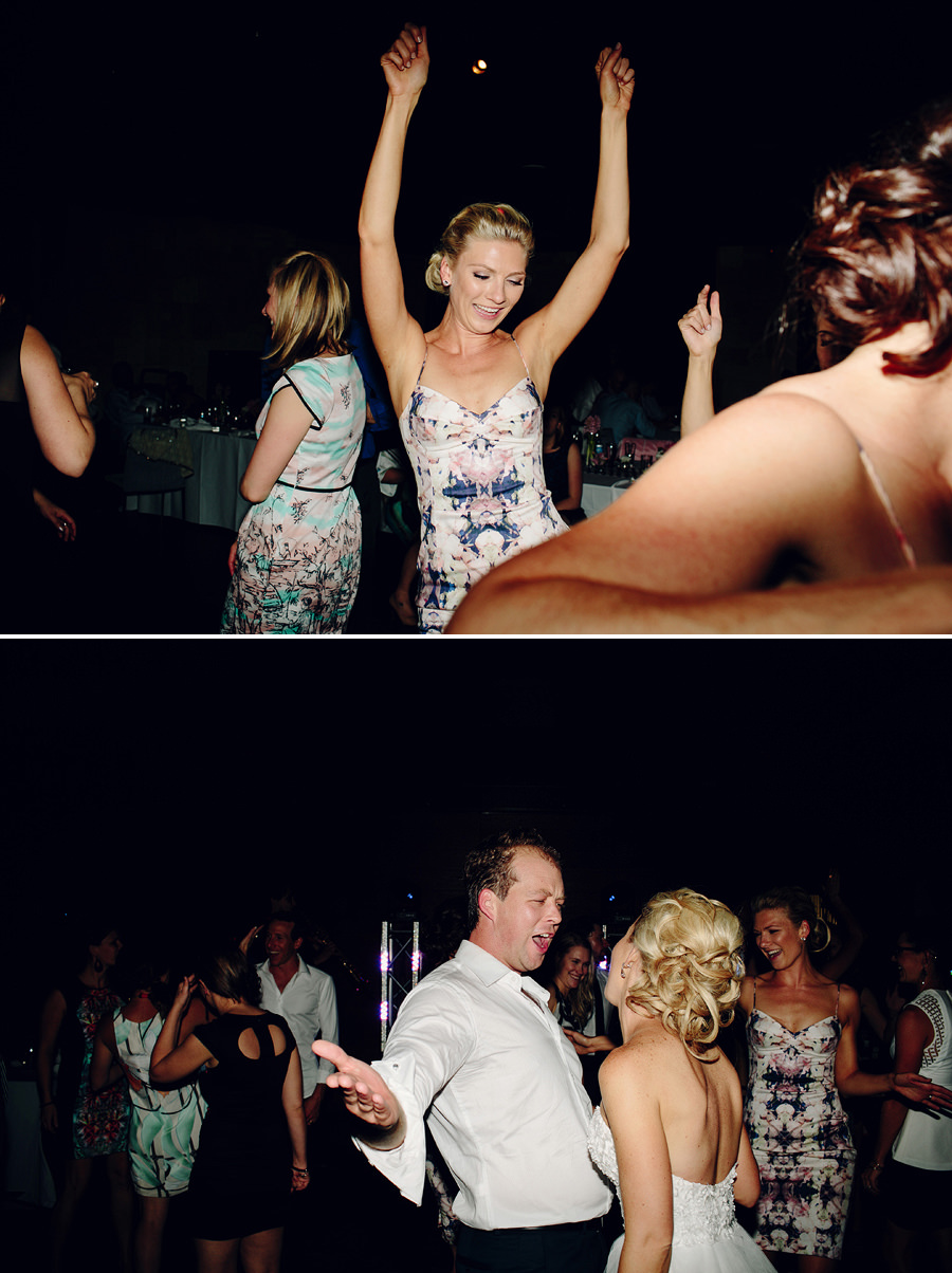 Skiff Club Wedding Photography: Dancefloor