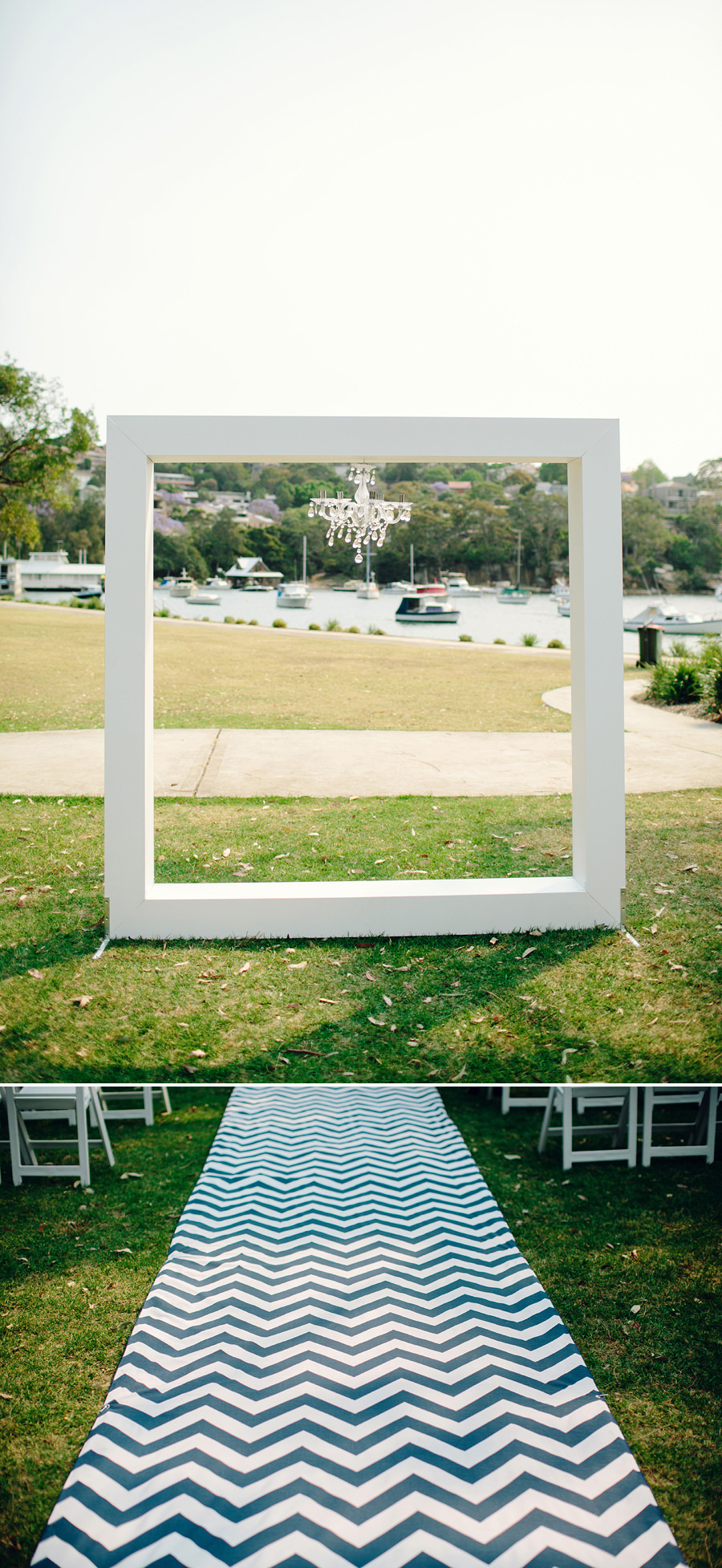 Spit West Reserve Wedding Photographer: Ceremony