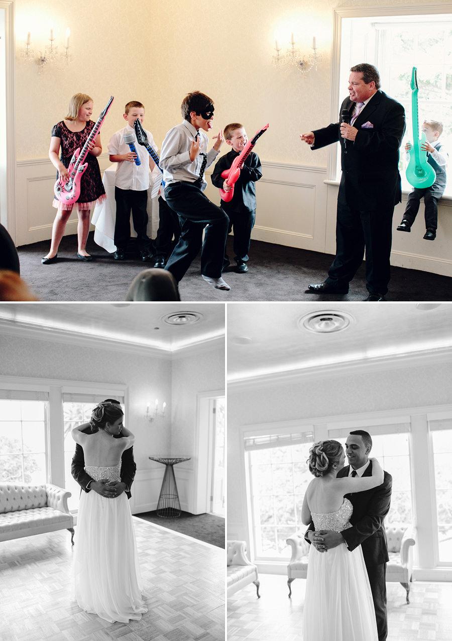 Sydney Wedding Photographer: Reception