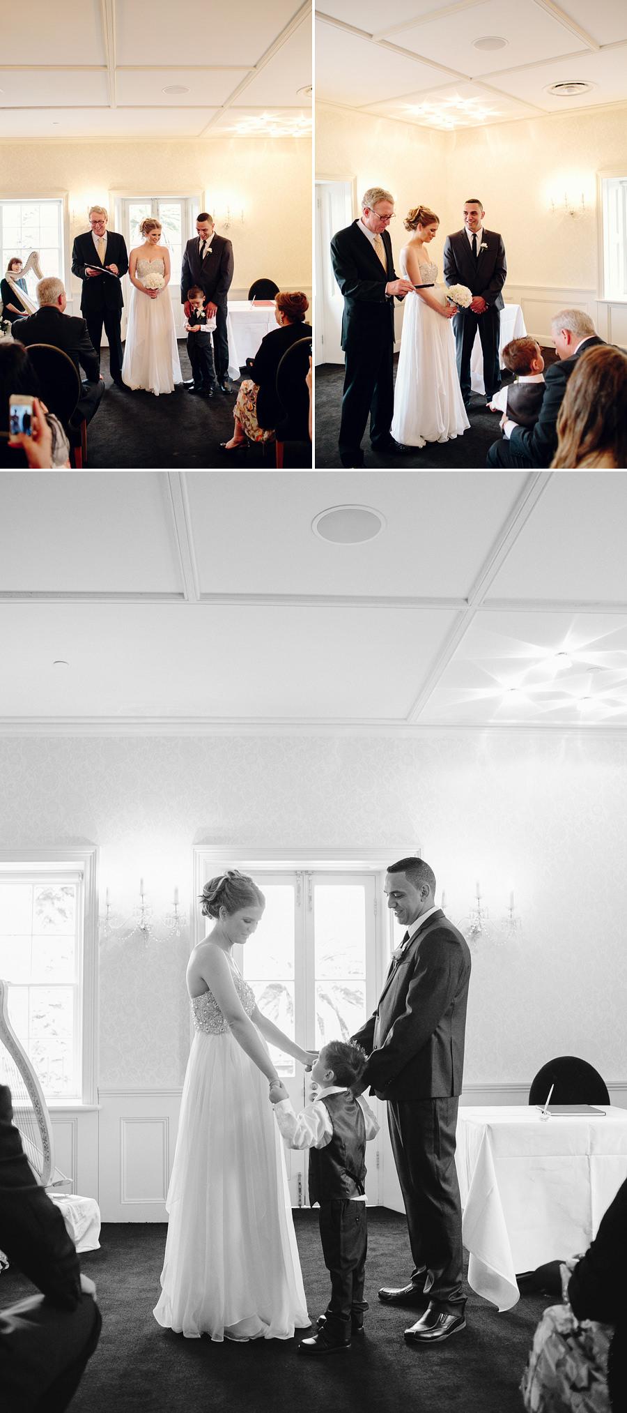 Vaucluse Wedding Photographer: Ceremony