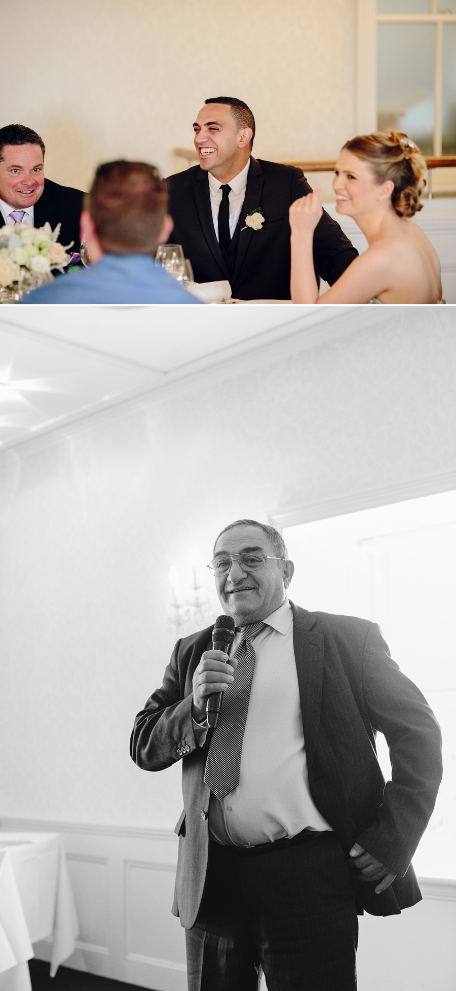 Vaucluse Wedding Photography: Reception