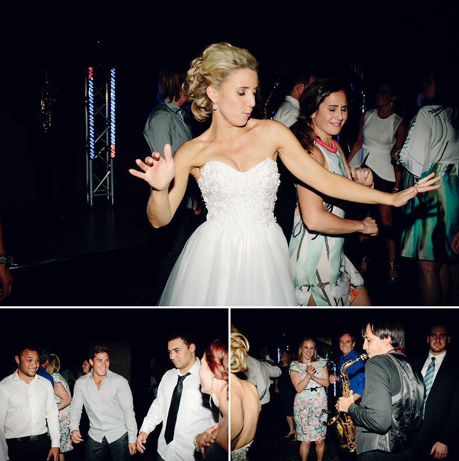 Zest Mosman Wedding Photography: Dancefloor