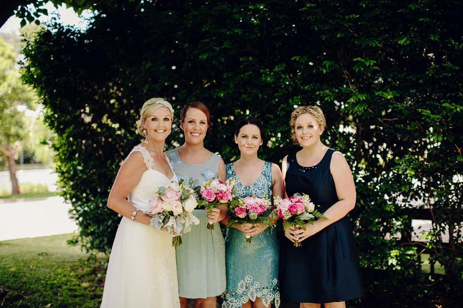 Sydney Wedding Photographer: Girls getting ready