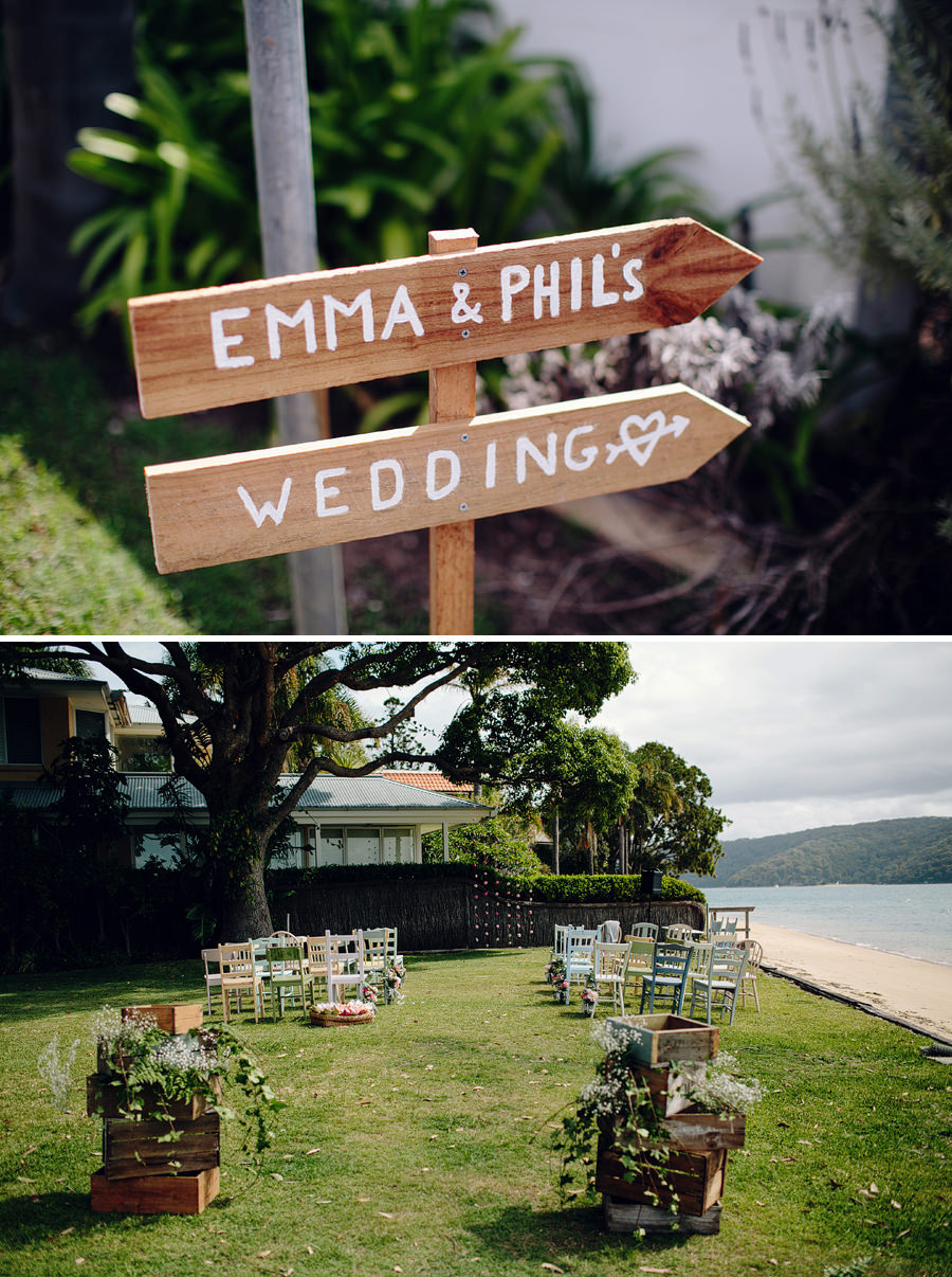 Snapperman Reserve Wedding Photographer: Ceremony