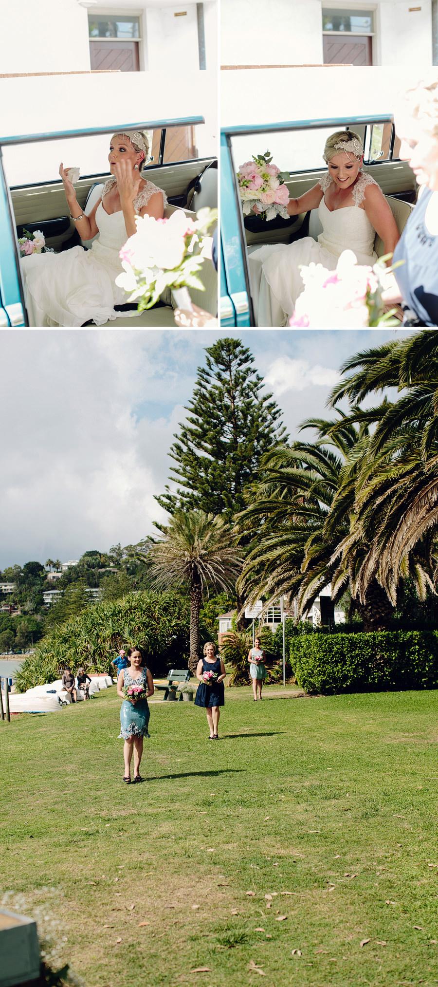 Snapperman Reserve Palm Beach Wedding Photography: Ceremony