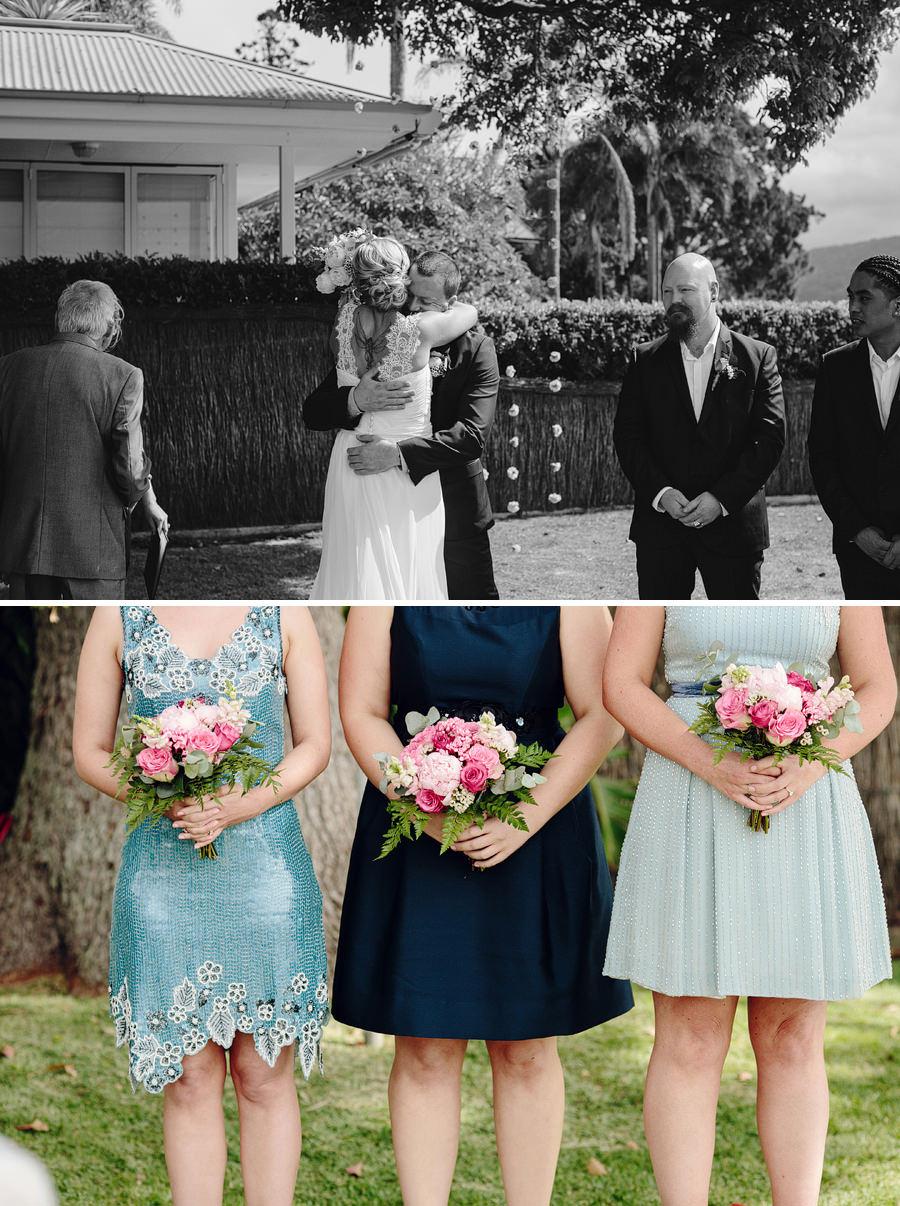 Contemporary Wedding Photographers: Ceremony