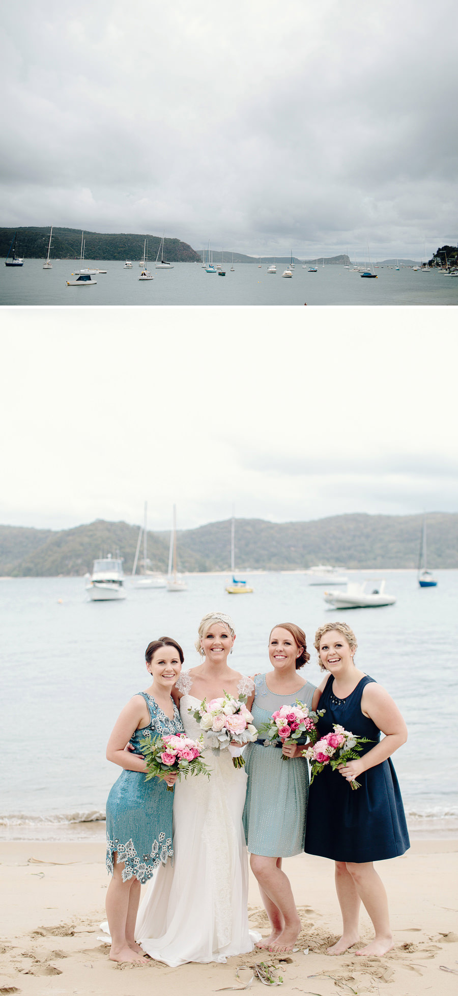 Palm Beach Wedding Photographer: Bridal Party Portraits