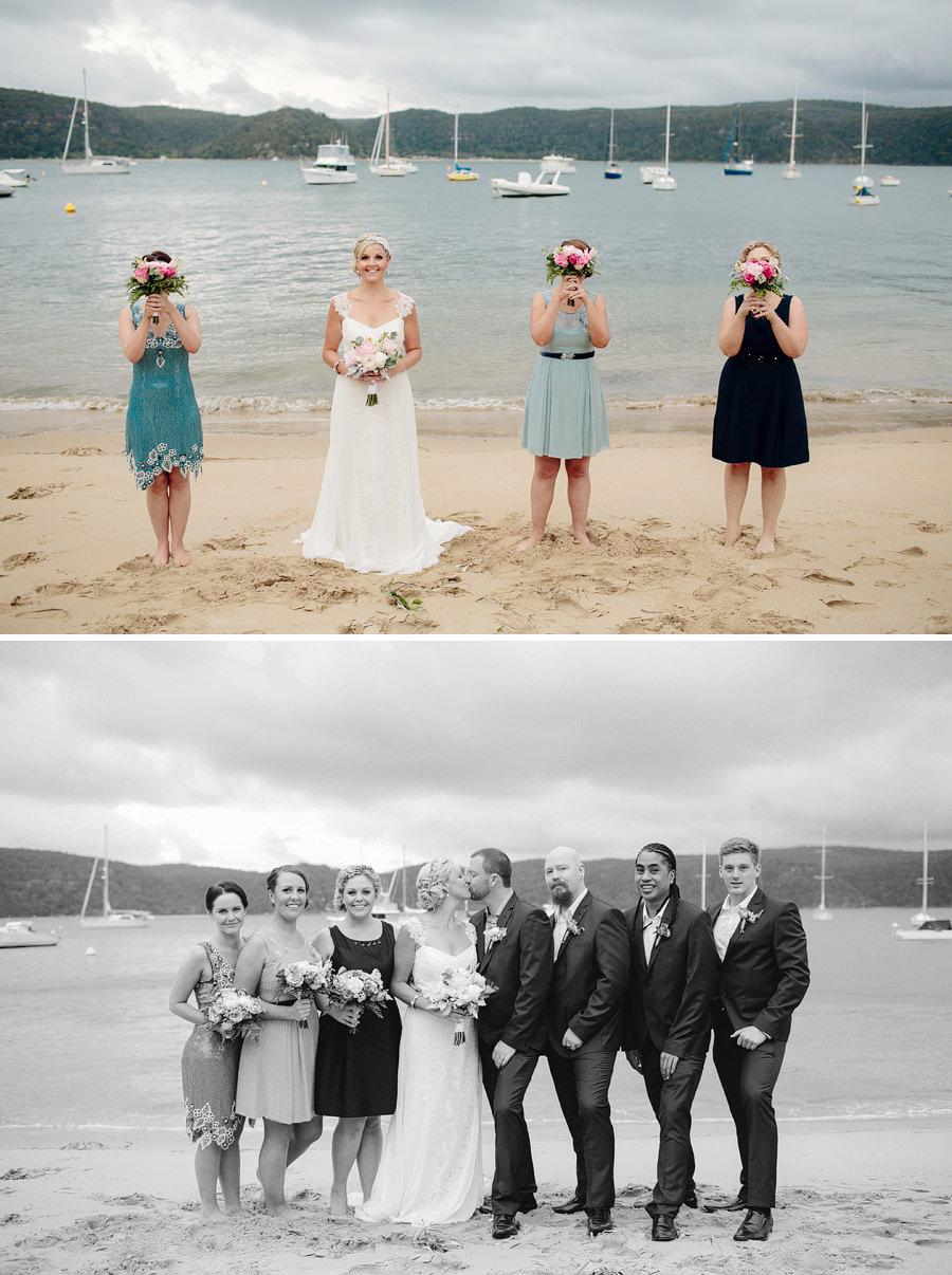 Palm Beach Wedding Photography: Bridal Party Portraits